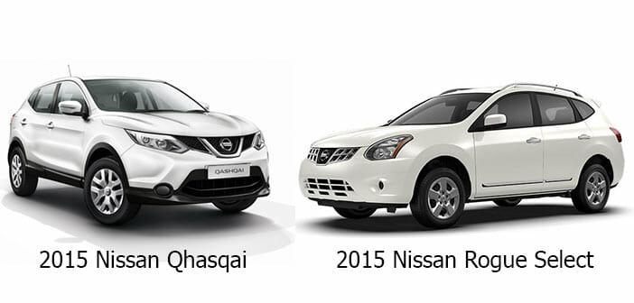 nissan-qhasqai-vs-rogue-select