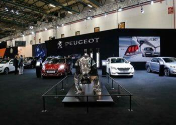 Peugeot-İstanbul-Autoshow
