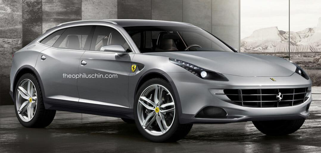 Ferrari-Crossover