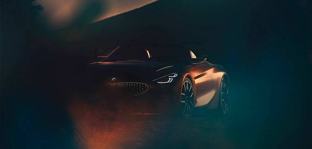 BMW-Roadster-Concept