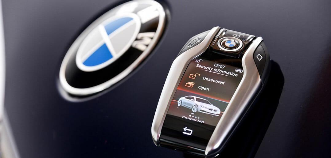 BMW-anahtar