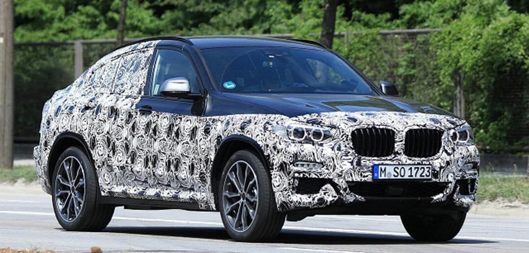2019-BMW-X4-M40i