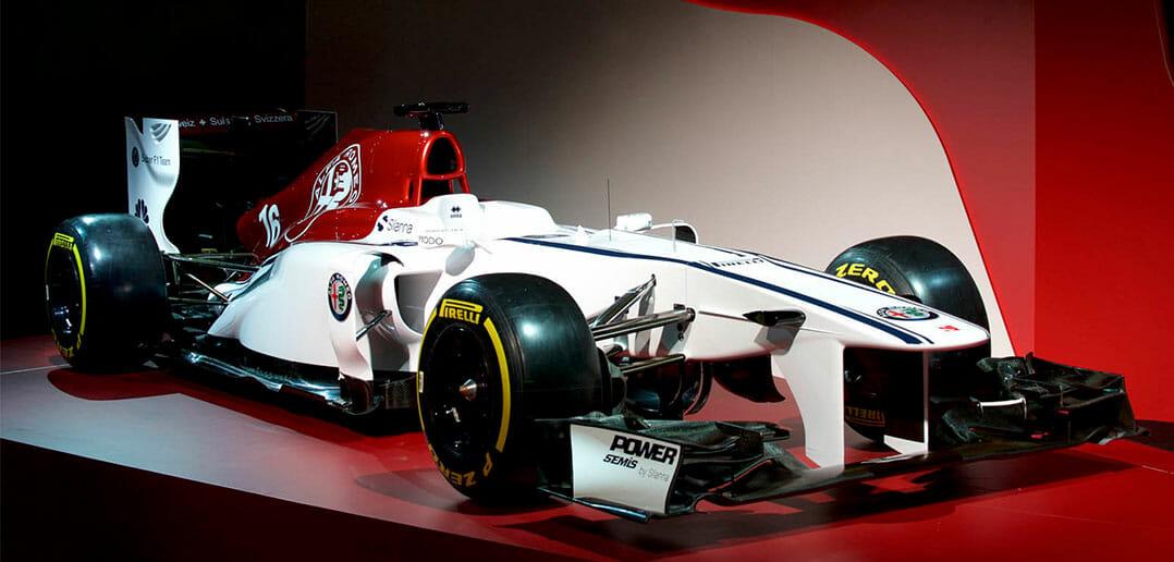 Alfa-Romeo-Sauber-F1-Team