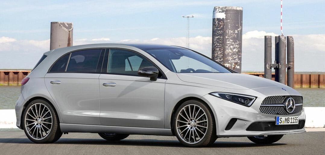 Mercedes-Benz-A-Serisi