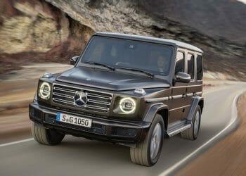 Mercedes-Benz-G-Serisi