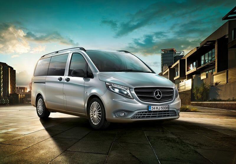 Mercedes-Benz Vito Select