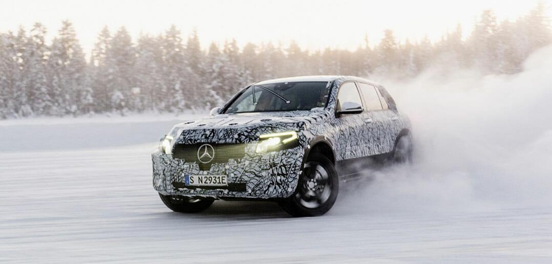 Mercedes-EQ-C