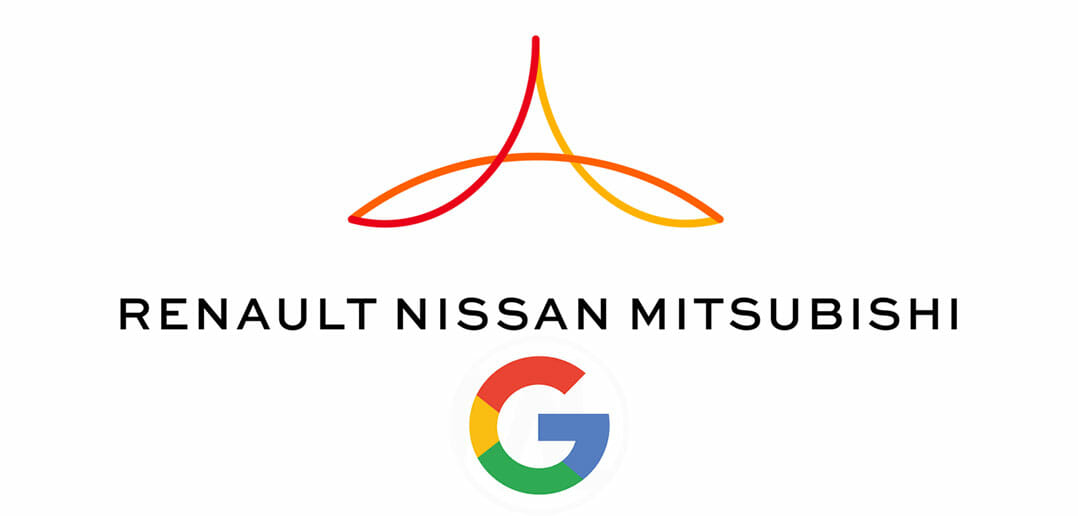 Renault-Nissan-Mitsubishi-Google