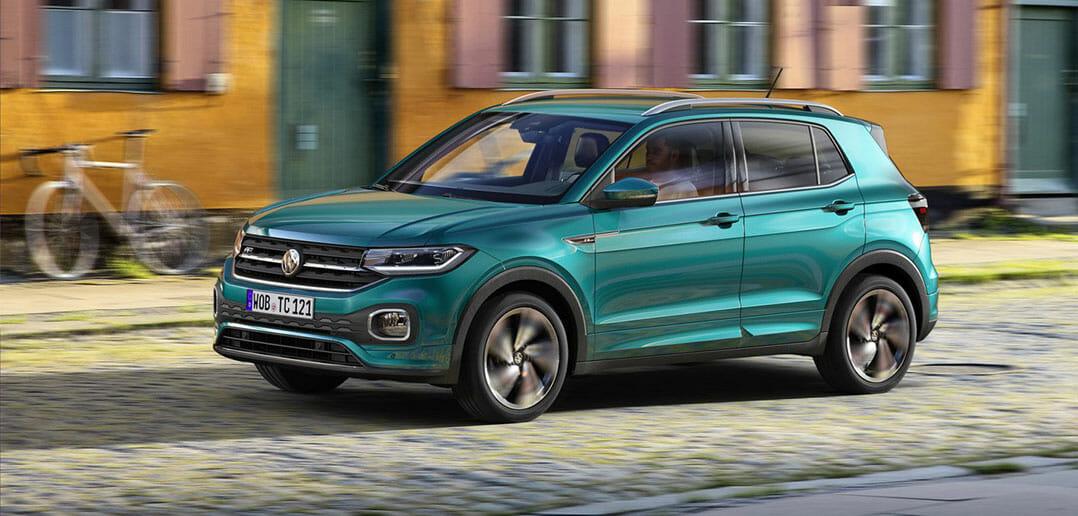 2019-Volkswagen-T-Cross