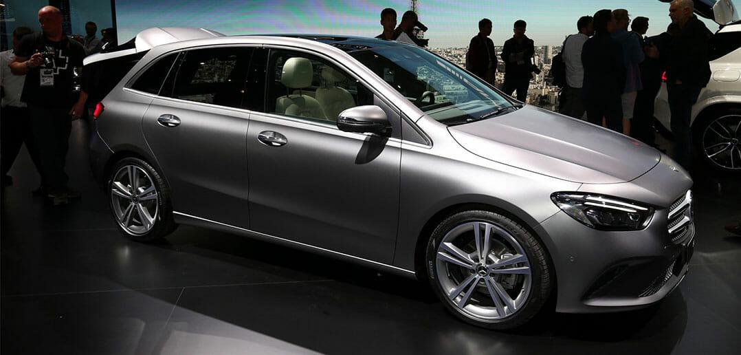 Mercedes-Benz-B-Serisi