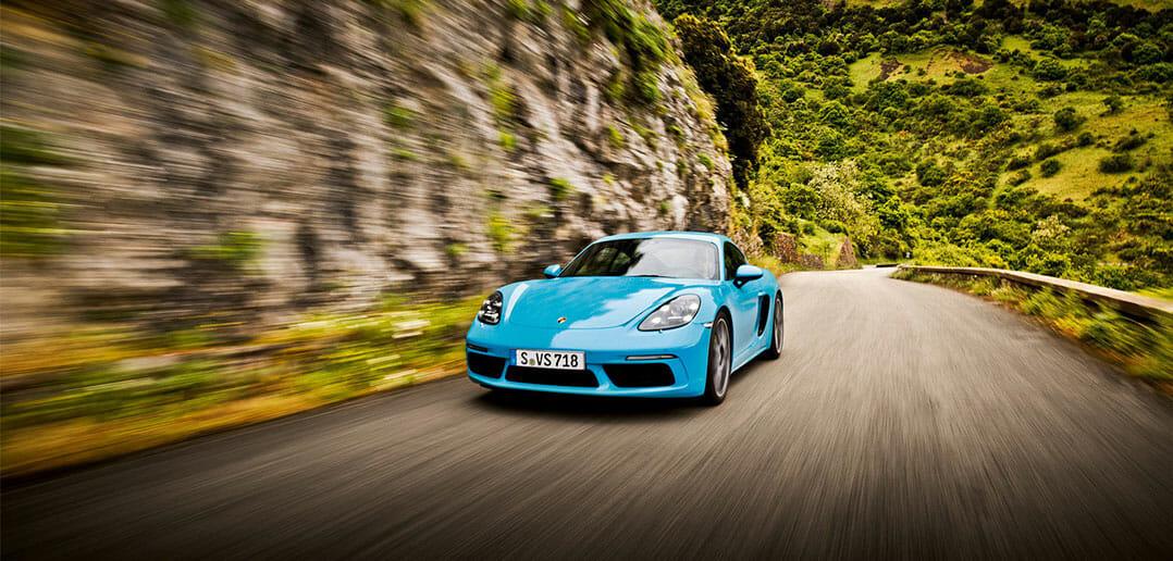 Porsche-718-Cayman-S