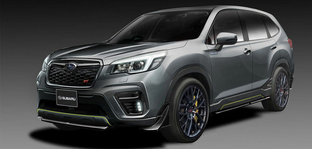 Subaru-Forester-STI