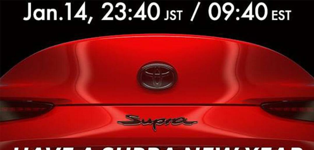 Toyota-Supra
