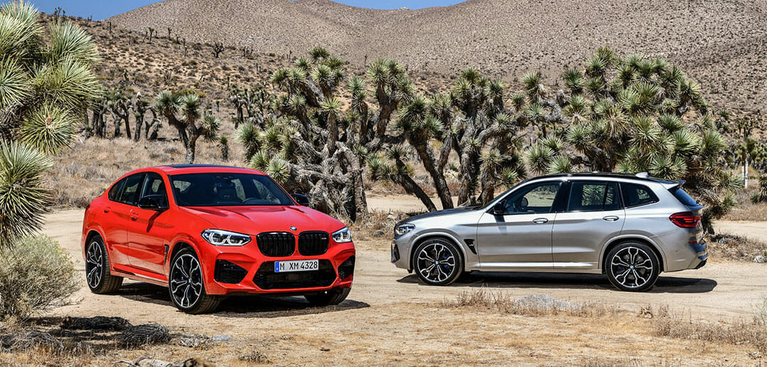 BMW-X3-X4-M