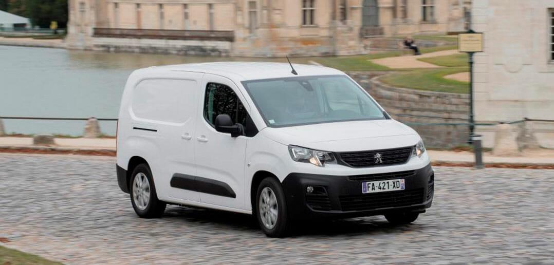 Peugeot-Partner-Van