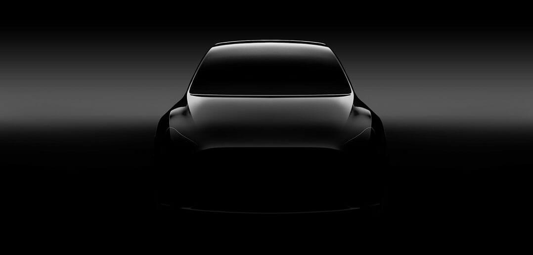 Tesla-Mode-Y