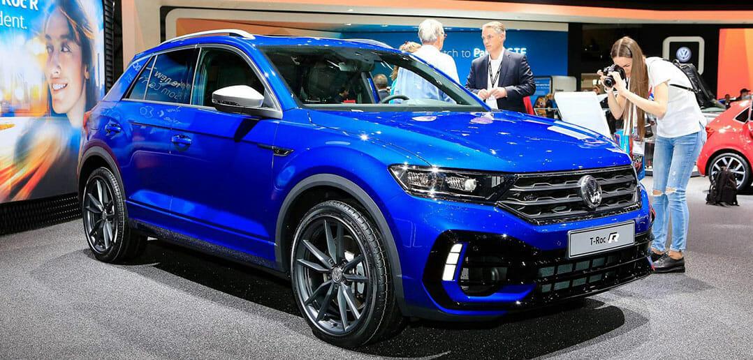 Volkswagen-T-Roc-R