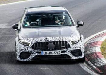 Mercedes-AMG-A45