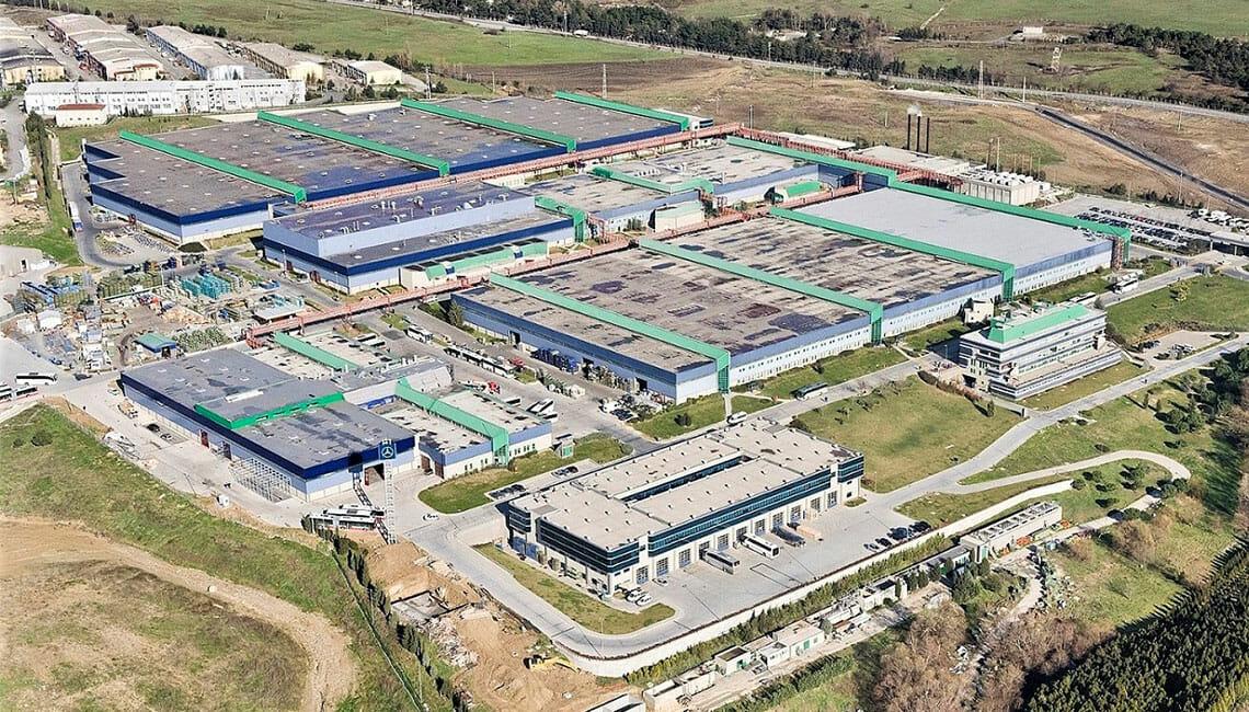 mercedes-fabrika